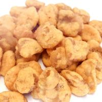 Quality Fried BBQ / Spicy Flavor Broad Beanchips Halal HACCP / ISO9001 for sale
