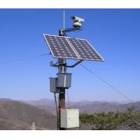 China Solar Monitor System Solar Power Energy System With 100W Solar Panel on sale