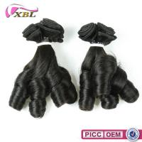 China New Arrival Human Hair Texture Egg Curl Unprocessed Russian Virgin Hair on sale