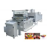 Quality Stainless steel materials Automatic Cotton Candy Production Line  Easy Operation output 150-600kg/h for sale