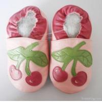 China Soft Soled Baby Shoes on sale