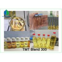 Quality Pre-made Oil TMT Blend 375 Injectable Anabolic Steroids Light yellow liquid for Muscle Gain for sale