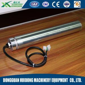 China Drum Motor Electric Conveyor Rollers , Powered Steel Conveyor Rollers on sale