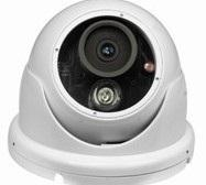 Quality IR Array LED VandalProof Surveillance Dome Camera Infrared With 6mm, 8mm, 12mm, 16mm Lens for sale