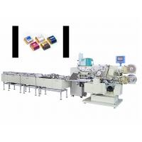 Quality Small Chocolate Packaging Machine / Automatic  Fold Wrapping Machine for sale