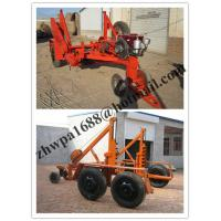 Quality manufacture cable-drum trailers,CABLE DRUM TRAILER, Price Cable Reel Trailer for sale