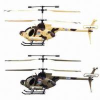Quality RC Helicopter with Built-in Camera, Spy Military Helicopter for sale