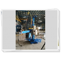 Quality MIG 1.5x1.5 Column And Boom Welding Manipulator With Oscillator for sale