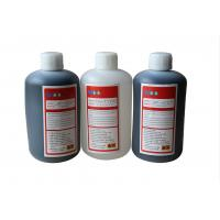 Buy cheap High Adhesion Black Mek Solvent MSDS , Hitachi Ink Liquid Food Grade from Wholesalers