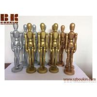 Quality Minifigures docorations Wooden Crafts home docorations with manikin dummy for sale