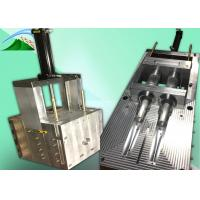 China Long sliders pipe mold making, ABS, PVC, PC pipe mould with cylinder stroke moulding. on sale
