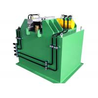 Quality Manual Elevator Guide Rail Straightening Machine Green Color Convenient Operation for sale