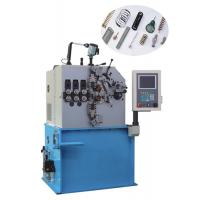 Quality Automatic Oiling Making Spring Machine Stability With Monitor Display for sale