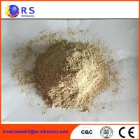 Powder High Alumina Castable Refractory Cement high chemical resistance