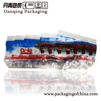 Quality Vivid Gravure Printed Plastic Food Packaging, Pouches For Fruit ,Fruit Vent Bag for sale