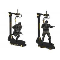 Quality Four Players KAT Virtual Reality Walking Platform Shooting Vr Battle Online for sale