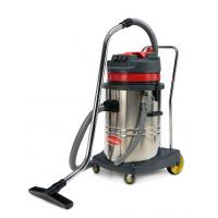 Quality Rust-Proof Wet And Dry Vacuum Cleaner With 60L Stainless Tank 3000W Power for sale