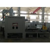 Quality Turntable / Sandblasting Guns Auto Blasting Machine Carbon Steel Material for sale