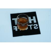 Quality Waterproof Square Silicone Placemat Customized Anti Slip Mats With LFGB for sale