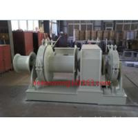 Quality 100KN Anchor Mooring Winch marine winch for sale