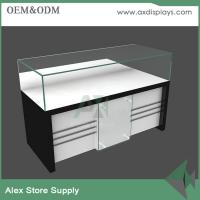 Wholesale mobile phone shop design furniture counter for Mobile furniture design