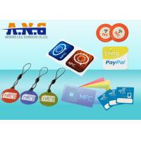 Quality Customize NFC Sticker tags S50 ISO 14443A tracked to a specific person/account for sale