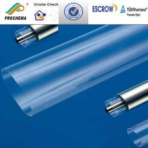 Quality PFA printing&dyeing machine roller sleeves, PFA sleeves, PFA thin wall tube for sale