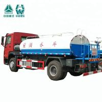 Large Capacity Water Tank Truck For The Flushing Of Various Roads / Trees