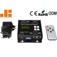 Quality SD Card Type DMX512 Master Controller Offline Buttons / Remote Control Mode for sale