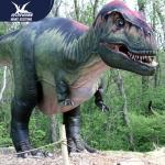 China ZiGong Professional Artificial Dinosaur Model Dino Theme Park Decoration for sale