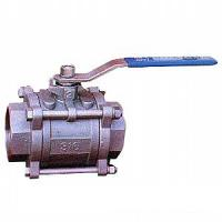 Quality Socket-Welded Forged Steel Ball Valves for sale