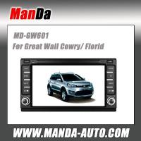 Quality Manda 2 Din Car Auido For Great Wall Cowry/ Florid /Coolbear/ M4 In-Dash Navigation Gps Factory Audio Player for sale