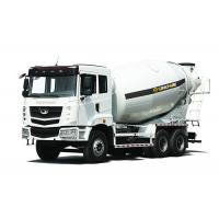 Quality 340HP Power Concrete Mixer Machine 10 Effective Capacity and Concrete Mixer Truck for sale