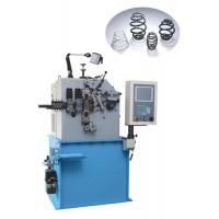 Quality Multifunction CNC Spring Winding Machine For Battery Spring Automatic Oiling for sale
