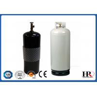 Quality HP325 Steel 100lb Lpg Gas Tank / 1255mm Height Propane Gas Bottle for sale