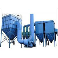 Quality 99% Dust Removal Bag Type Dust Collector , Durable Cartridge Dust Collector for sale