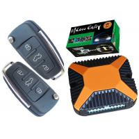 Quality LED Indication Car Alarm Keyless Entry System With Lock Or Unlock Car Door Outside Learning Button for sale