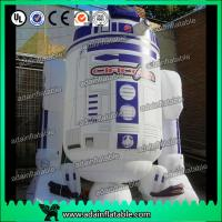 Quality Star War Event Inflatable R2-D2 Custom Inflatable Robot BB8 for sale