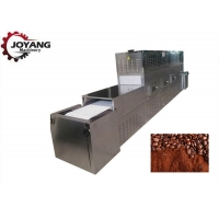 China Mesh Belt Coffee Bean And Power Industrial Microwave Equipment on sale
