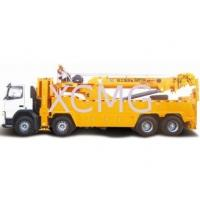 Buy Durable 250KN Wrecker Tow Truck , 6 Tons To 60 Tons Breakdown Truck For Rescue at wholesale prices