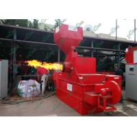 Quality Compact Structure Biomass Pellet Burner For Boiler Organic Spray Drying Equipments for sale