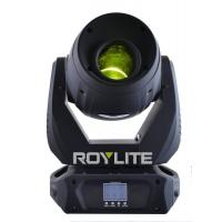 Quality 70 Watt Cree White Gobo LED Wash Moving Head , 3 Facets Prisms LED Spot Light for sale