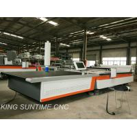 China Fabric Auto Cutting Machine Textile Machinery Garment Cutting Table on sale