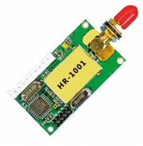 Quality RF Module, Radio Modem, RF Transceiver Module 433MHz/868MHz/915MHz HR-1001 for sale