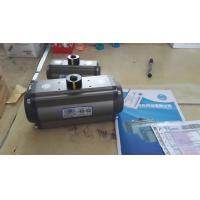 Buy cheap AT063 75 83 92 105 ...pneumatic control rotary actuator for ball valves and from wholesalers