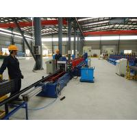 Quality Solar Strut Gear Box Driving Roll Forming Machine Automatic Production Line JH21-80 Press Machine for sale