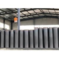 China Durable Refractory Flame Silicon Carbide Tube SiSiC Burner Nozzles For Kiln Furniture on sale