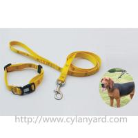 China Where to find dog lead lanyards? we manufacture deluxe pet products of dog lead lanyards, on sale