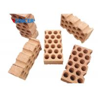 Buy cheap Corrosion Resistance High Alumina Refractory Bricks Industrial High Duty from wholesalers