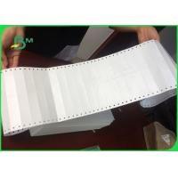 China Adhesive Sticker Tyvek Printer Paper For Electronic Shelf Label White Color on sale